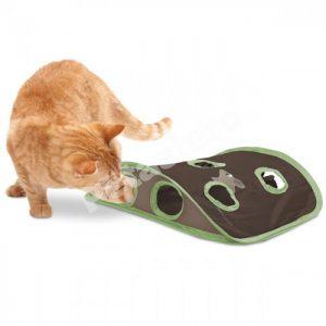 παιχνίδια για γάτες κρυψώνα